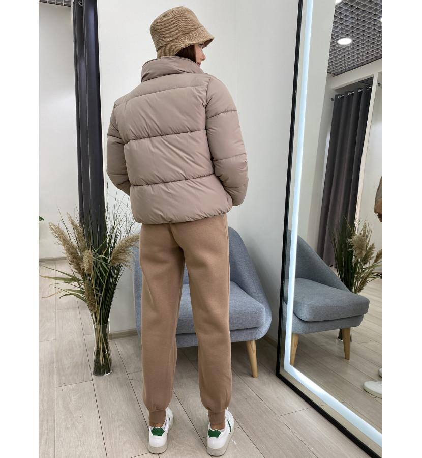 Куртка - дутик укороченная