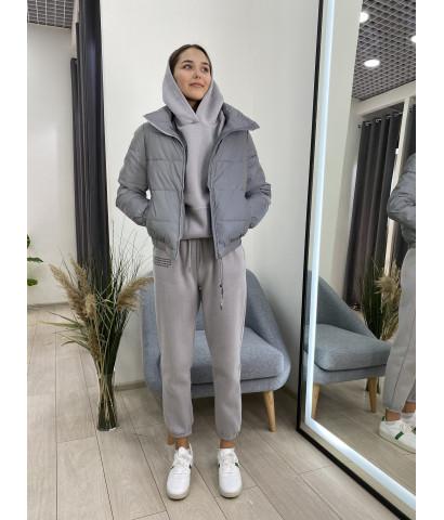 Куртка - дутик светоотражающая