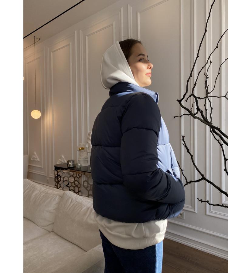 Куртка - зефирка