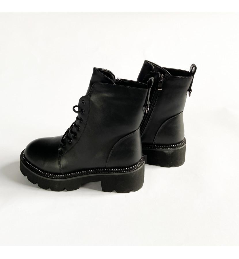 Ботинки классические на шнуровке